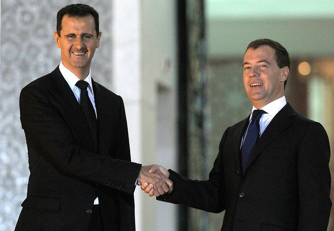 Not just about Assad: Explaining the Russian-Iranian axis in Syria