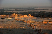 Palmyra: Renewed dangers
