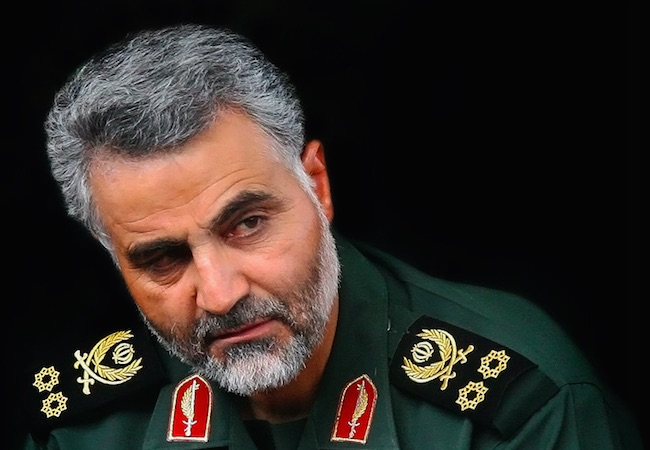 Qasem Soleimani, the Commander of Quds Force of Army of the Guardians of the Islamic Revolution (IRGC), instrumental in Iran's intervention in Iraq and Syria (Photo: Courtesy of WikiCommons)