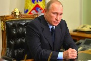 Putin claims 40 countries fund ISIS including some members from G20