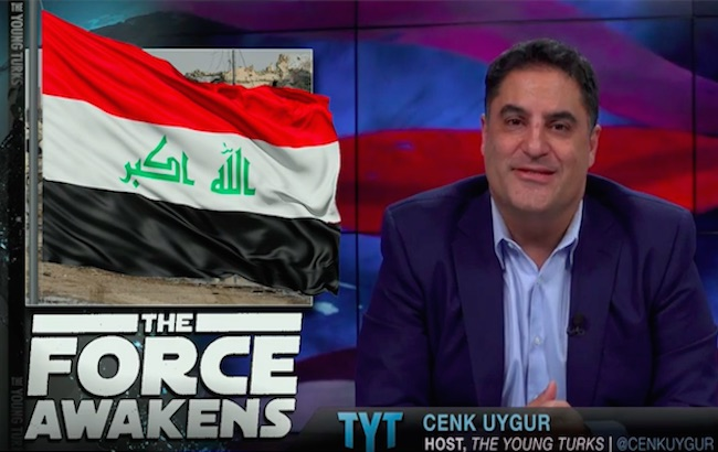 Cenk Uygur declares ISIS is in trouble: Ramadi is taken back by Iraqi forces from ISIS control