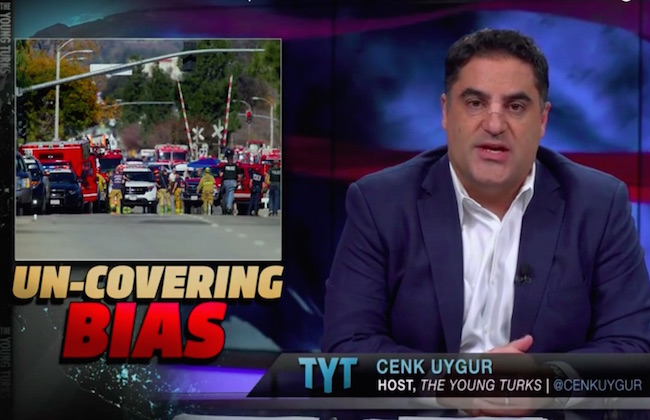 "Cenk Uygur on dangers of using a headline like 'Muslim Killers': ""We don't want ISIS and radical Islam to gain the upper hand."""
