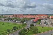 Role of greenfield airports in greening the India economy