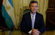 """Obviously we will stand by all our sovereign claims"", anticipated Macri"