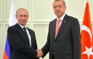 The new Great Middle East game between Russia and Turkey