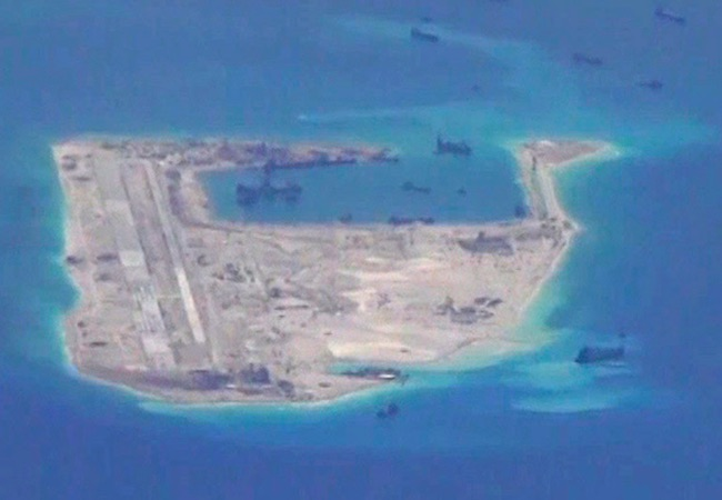 Conflicting interests and rising tension in the South China Sea