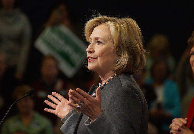 Neither America nor the world deserve Hillary Clinton's inevitability
