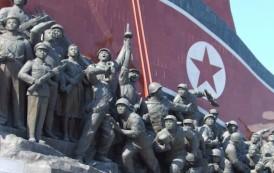 US and North Korean hostilities reached war rhetoric