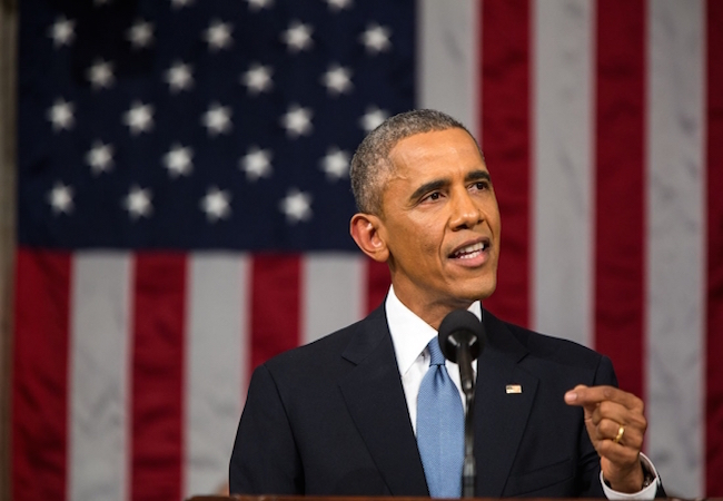 President Barack Obama's last State of the Union address