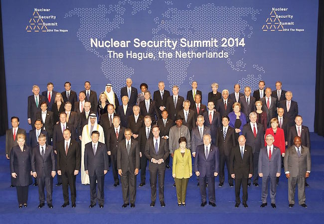 Nuclear Security Summit: Deja Vu