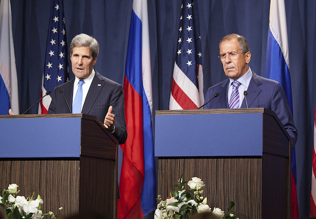 USA and Russia agree to new peace plan for Syria