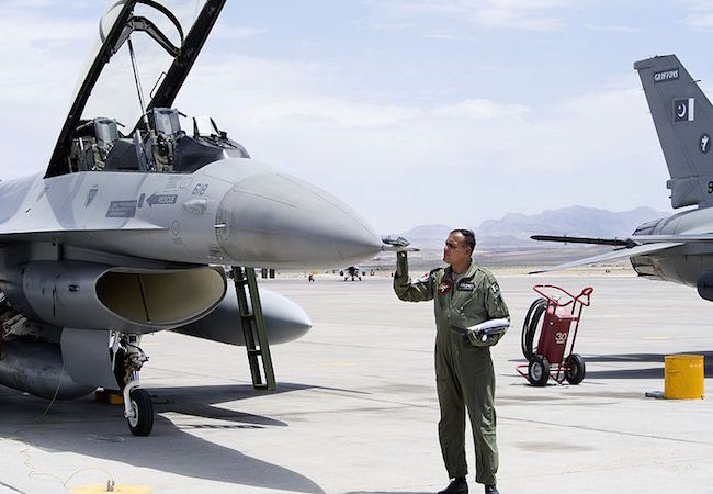 "Sale of F-16 to ""an uncertain ally"""