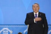 Kazakhstan's snap election affirm Nazarbayev's power in uncertain environments