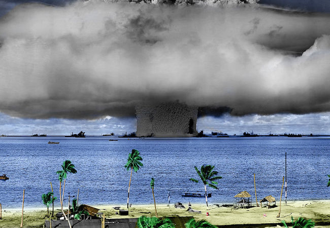 Denouncing nuclear option: Challenges for non-proliferation regime