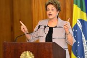 Rousseff forced to cancel speech to the nation; defense with state resources argued the opposition