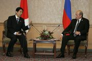 Kremlin: No document to be signed at Putin-Abe meeting