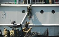 Brazilian and U.S. Navies work together in Pre-Olympics counter-terrorism training