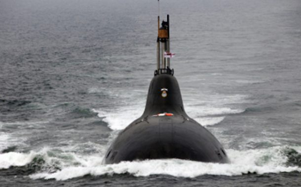 Naval nuclear competition in South Asia