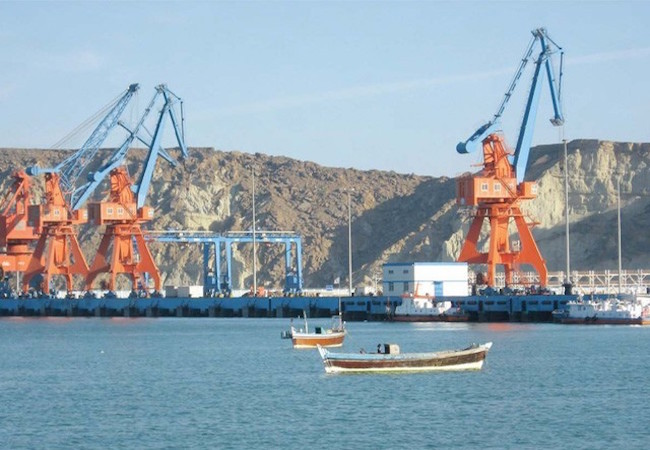 The port politics: Gwadar and Chahbahar