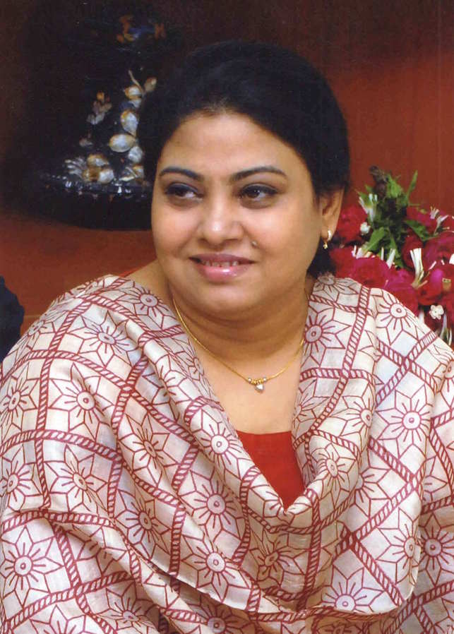 Advocate Sabiha Sindhi