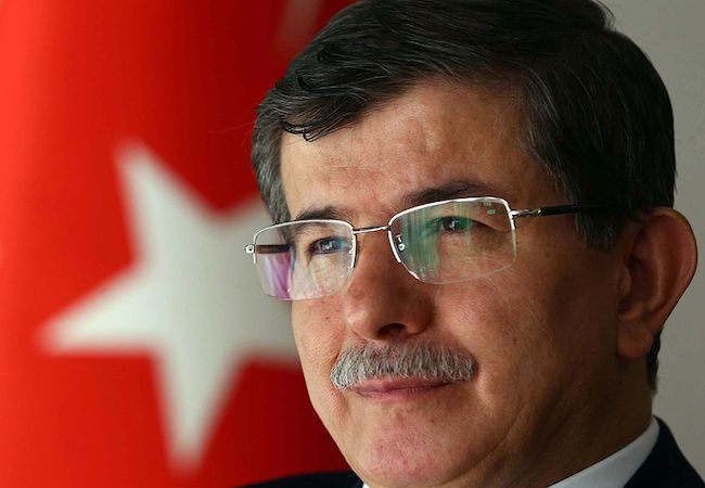 Ahmet Davutoğlu (Photo: Courtesy of WikiCommons)