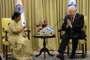 Developing India-Israel relations