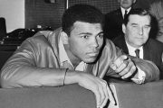 Muhammad Ali, one of the greatest athletes of all time!