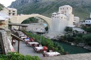 Mostar and Iber: two bridges simmered by dilemmas