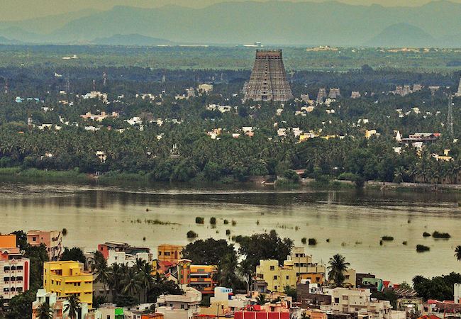 India: Cauvery water dispute