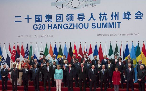 Hangzhou summit: G-20 leaders comply to revitalize the world-trade and investment