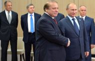 Russia gravitating to Pakistan