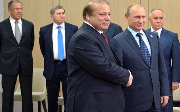 New emerging axis of Russia, China and Pakistan:Regional implications