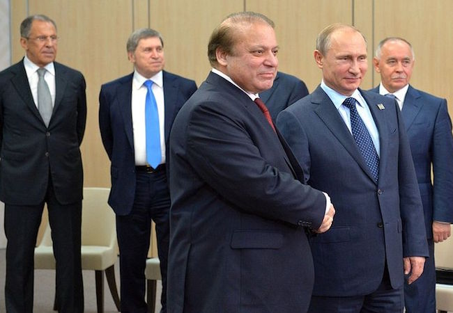 New emerging axis of Russia, China and Pakistan: Regional implications