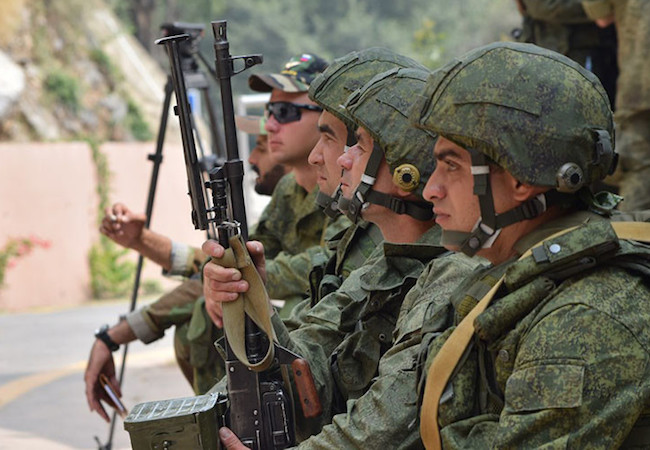 Pak-Russia joint military exercises: Possibility for an emerging new alliance?