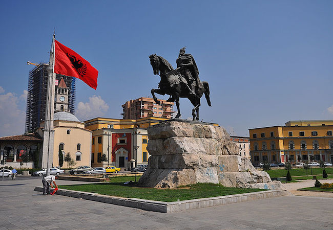 Albania succumbed into a neo-communist cruelty