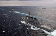 China opposes Japan's military procedures