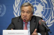 Antonio Guterres replaces Ban Ki-moon as UN Chief, says peace is his top priority