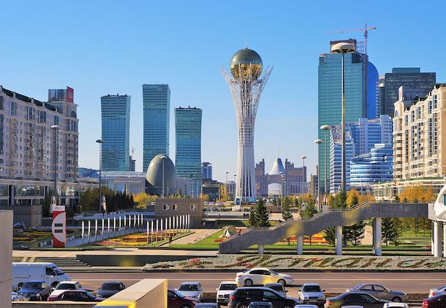 Sino-Russian neighborhood policy: Kazakhstan – Euroasian heart of gold