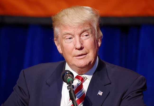 Donald Trump vows not to topple foreign regimes