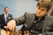 Magnus Carlsen clinches third consecutive World Chess Championship