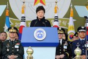 South Korea's President Park faces impeachment
