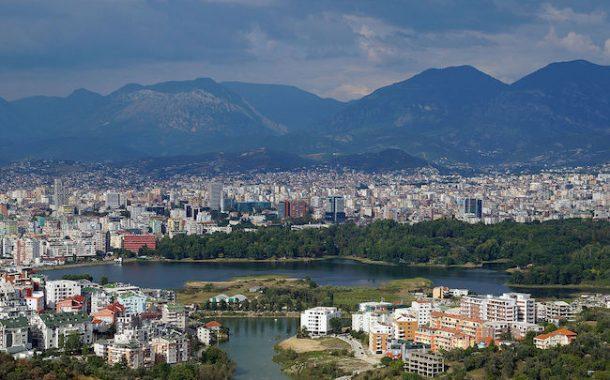 Albanian federation versus new Yugoslavia