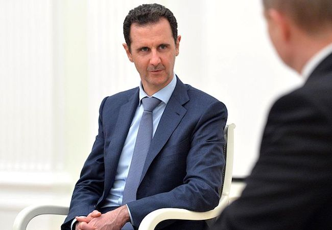Syria: Chemical weapon use, destruction of children, the ethical vacuum