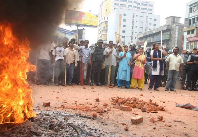 The pain is doubled when the government keeps saying Bangladesh has democracy