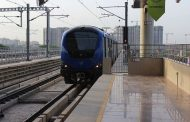 India: First underground metro train line inaugurated in Chennai
