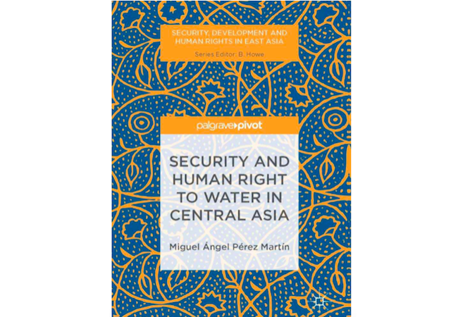 Security and human right to water in Central Asia