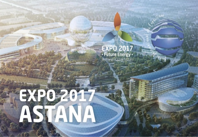 EXPO 2017: Kazakhstan and the energy revolution