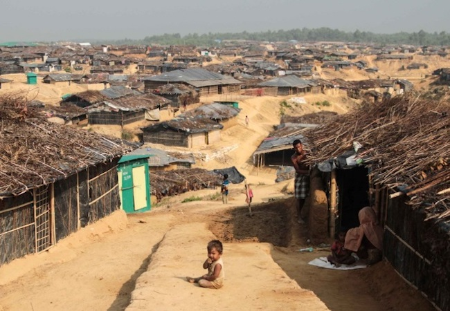 The Rohingya have a right to return to Myanmar