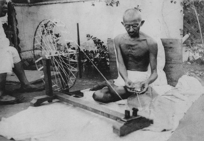 Learning from Gandhi