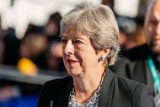"Theresa May says she is more than ""Madame Brexit"", and is ""in for the long term"""